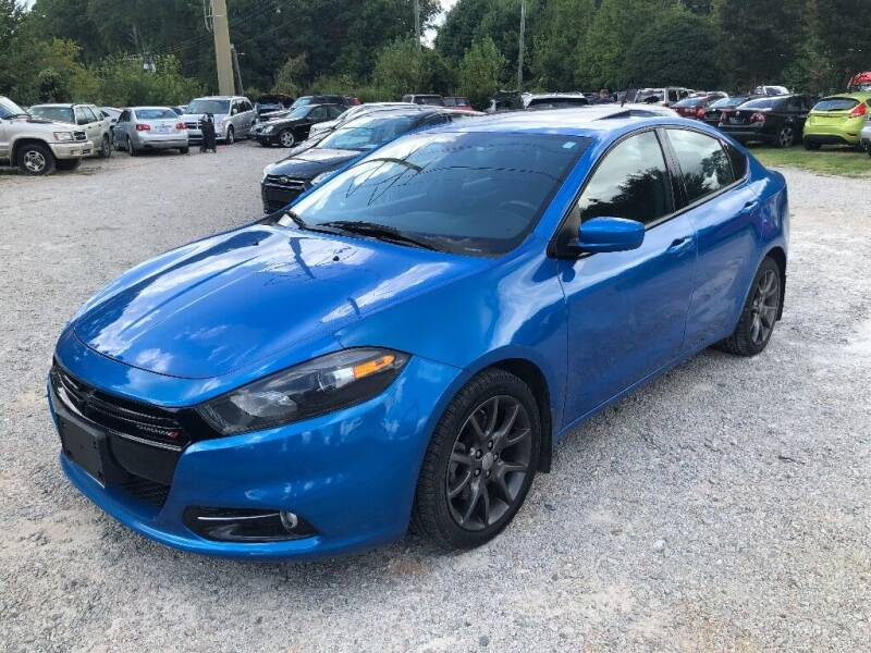 2015 Dodge Dart for sale at Deme Motors in Raleigh NC