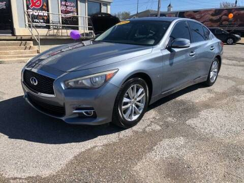2014 Infiniti Q50 for sale at Bagwell Motors in Lowell AR