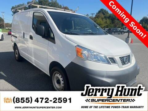 2015 Nissan NV200 for sale at Jerry Hunt Supercenter in Lexington NC