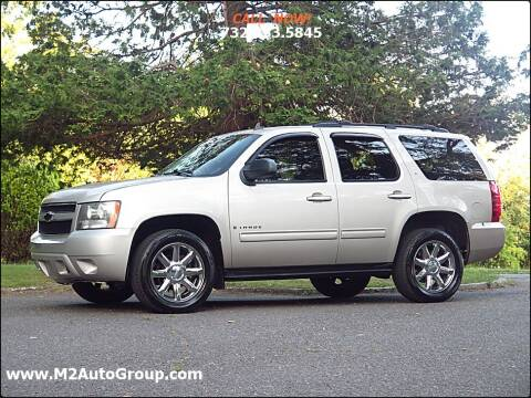 2009 Chevrolet Tahoe for sale at M2 Auto Group Llc. EAST BRUNSWICK in East Brunswick NJ