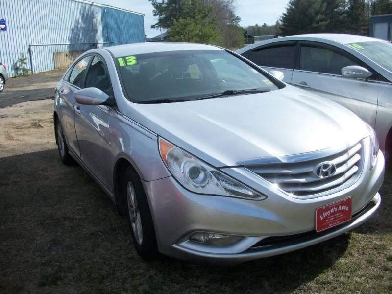 2013 Hyundai Sonata for sale at Lloyds Auto Sales & SVC in Sanford ME