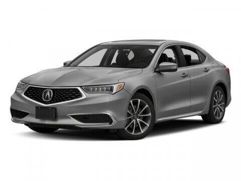 2018 Acura TLX for sale at RDM CAR BUYING EXPERIENCE in Gurnee IL