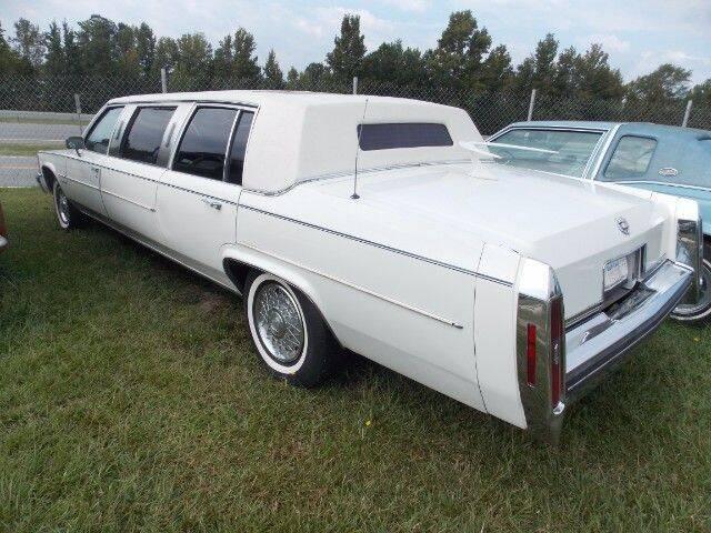 1983 Cadillac DeVille for sale in Cadillac, MI