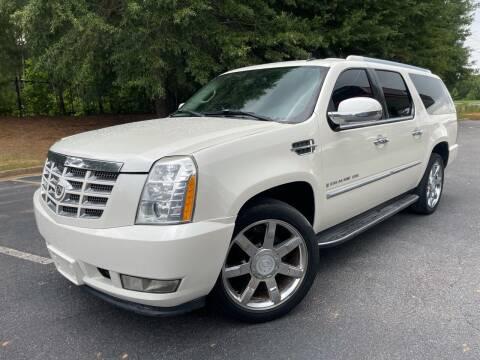 2008 Cadillac Escalade ESV for sale at Gwinnett Luxury Motors in Buford GA