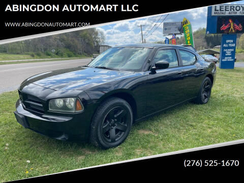2009 Dodge Charger for sale at ABINGDON AUTOMART LLC in Abingdon VA