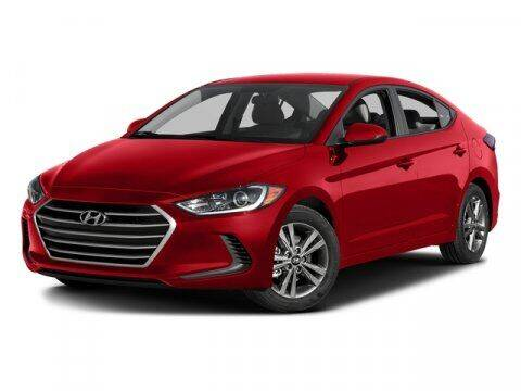 2017 Hyundai Elantra for sale at BILLY D SELLS CARS! in Temecula CA