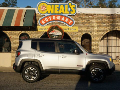 2016 Jeep Renegade for sale at Oneal's Automart LLC in Slidell LA