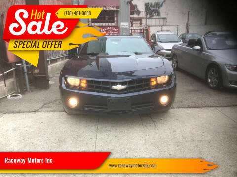 2010 Chevrolet Camaro for sale at Raceway Motors Inc in Brooklyn NY