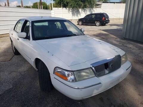 2004 Mercury Grand Marquis for sale at Bad Credit Call Fadi in Dallas TX