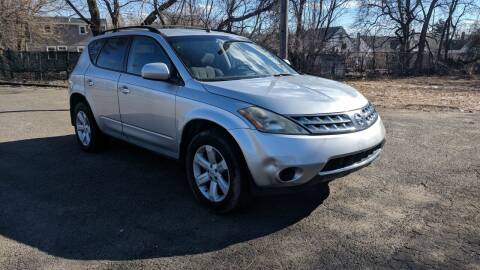 2007 Nissan Murano for sale at Shah Motors LLC in Paterson NJ
