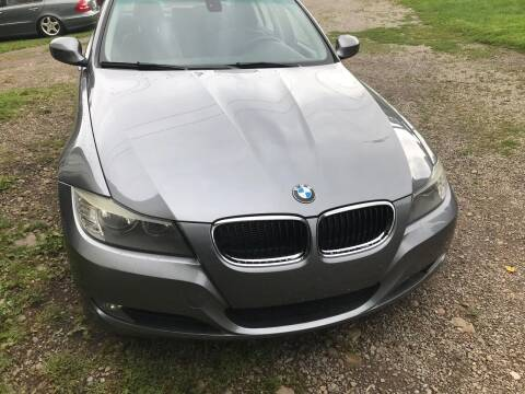 2011 BMW 3 Series for sale at Richard C Peck Auto Sales in Wellsville NY