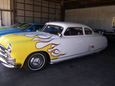 1951 Hudson Commodore for sale at Classic Car Deals in Cadillac MI