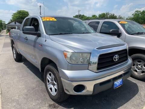 2007 Toyota Tundra for sale at Eagle Motors in Hamilton OH