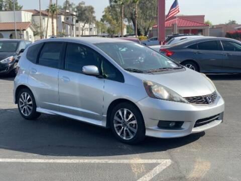 2012 Honda Fit for sale at Brown & Brown Wholesale in Mesa AZ