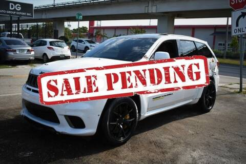 2018 Jeep Grand Cherokee for sale at STS Automotive - Miami, FL in Miami FL