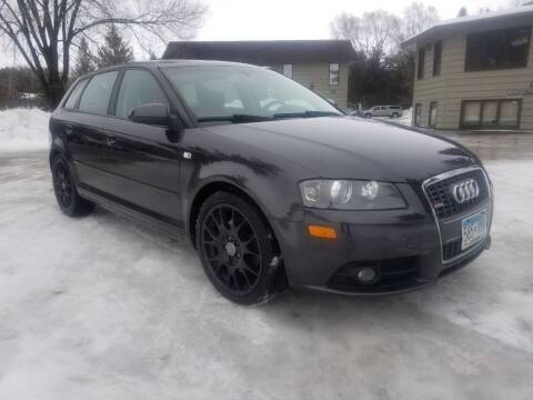 2007 Audi A3 for sale at Shores Auto in Lakeland Shores MN