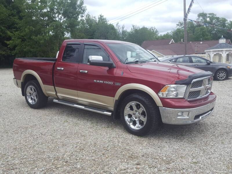 2011 RAM Ram Pickup 1500 for sale at Jack Cooney's Auto Sales in Erie PA
