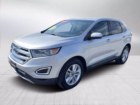 2017 Ford Edge for sale at Fitzgerald Cadillac & Chevrolet in Frederick MD