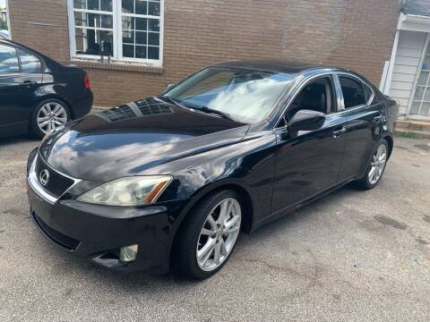 2007 Lexus IS 350 for sale at Philip Motors Inc in Snellville GA