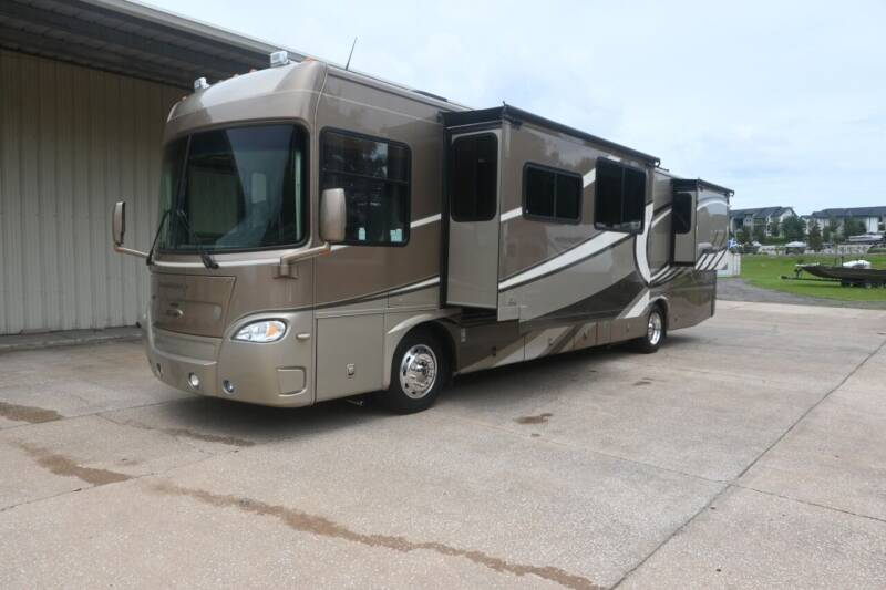 2009 Gulf Stream Caribbean 38L for sale at Thurston Auto and RV Sales in Clermont FL