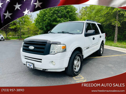 2008 Ford Expedition for sale at Freedom Auto Sales in Chantilly VA