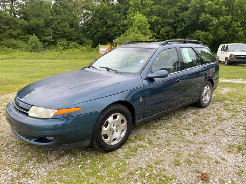 2002 Saturn L300 for sale at Southtown Auto Sales in Whiteville NC