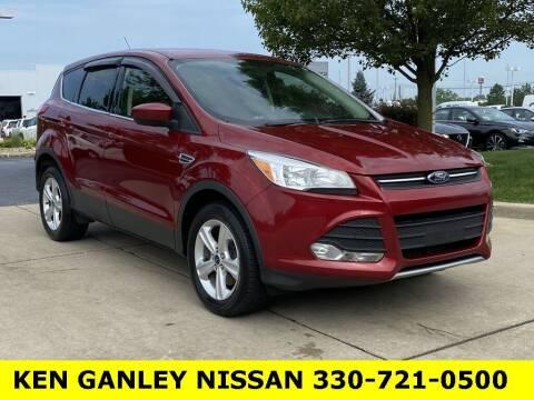 2013 Ford Escape for sale at Ken Ganley Nissan in Medina OH