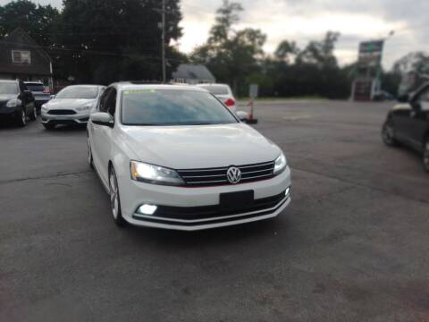 2015 Volkswagen Jetta for sale at Irving Auto Sales in Whitman MA