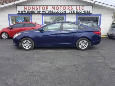 2011 Hyundai Sonata for sale at Nonstop Motors in Indianapolis IN