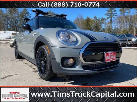 2019 MINI Clubman for sale at TTC AUTO OUTLET/TIM'S TRUCK CAPITAL & AUTO SALES INC ANNEX in Epsom NH