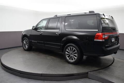 2016 Lincoln Navigator L for sale at M & I Imports in Highland Park IL