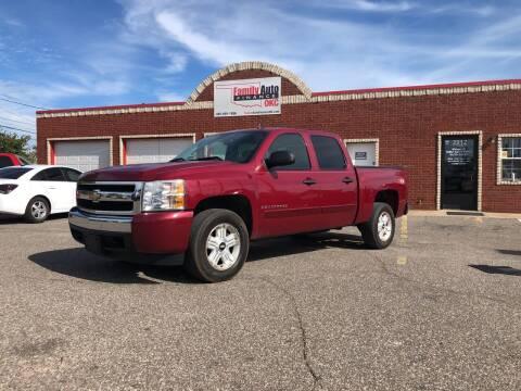 2007 Chevrolet Silverado 1500 for sale at Family Auto Finance OKC LLC in Oklahoma City OK