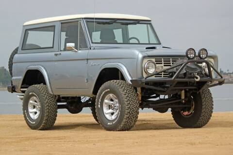 1968 Ford Bronco for sale at Precious Metals in San Diego CA