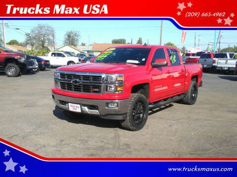 2015 Chevrolet Silverado 1500 for sale at Trucks Max USA in Manteca CA