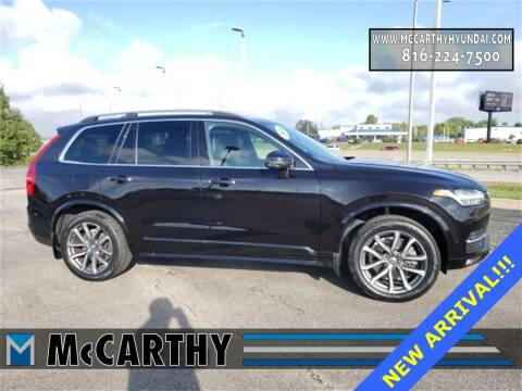 2016 Volvo XC90 for sale at Mr. KC Cars - McCarthy Hyundai in Blue Springs MO