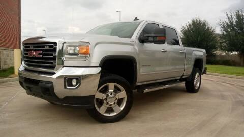 2016 GMC Sierra 2500HD for sale at AUTO DIRECT in Houston TX