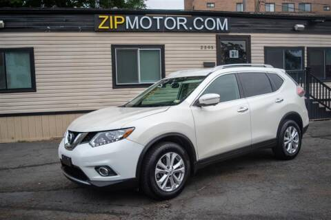 2015 Nissan Rogue for sale at ZIPMOTOR.COM in Arlington VA