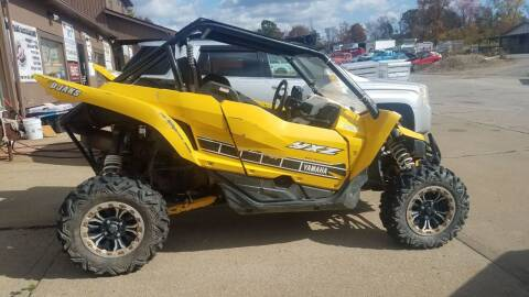 2016 Yamaha YXZ1000SE for sale at J.R.'s Truck & Auto Sales, Inc. in Butler PA