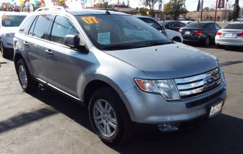 2007 Ford Edge for sale at 559 Motors in Fresno CA
