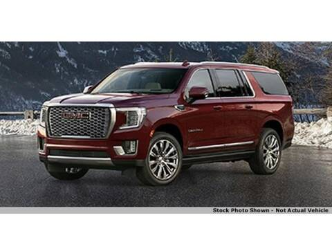 2021 GMC Yukon XL for sale at Jeff Drennen GM Superstore in Zanesville OH