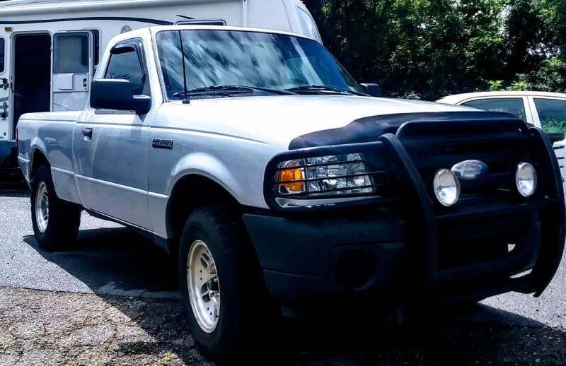 2009 Ford Ranger for sale at Abingdon Auto Specialist Inc. in Abingdon VA