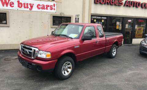 2009 Ford Ranger for sale at BORGES AUTO CENTER, INC. in Taunton MA