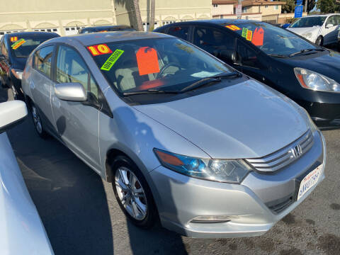 2010 Honda Insight for sale at North County Auto in Oceanside CA