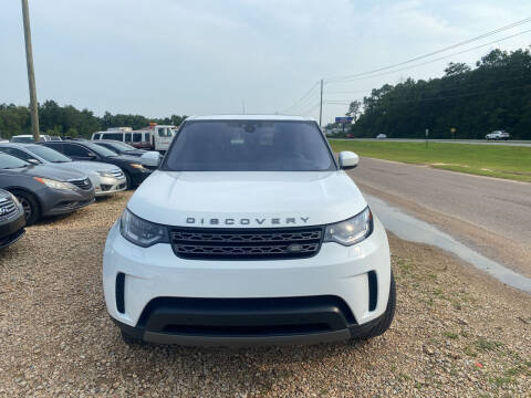 2019 Land Rover Discovery for sale at Stevens Auto Sales in Theodore AL