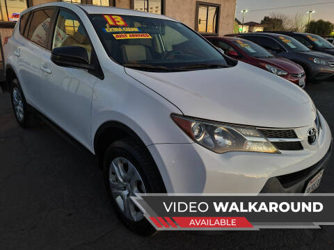 2013 Toyota RAV4 for sale at Super Cars Sales Inc #1 - Super Auto Sales Inc #2 in Modesto CA