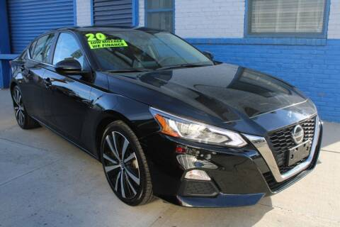2020 Nissan Altima for sale at LIBERTY AUTOLAND INC - LIBERTY AUTOLAND II INC in Queens Villiage NY