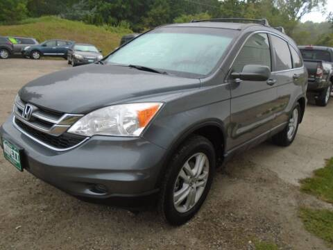 2010 Honda CR-V for sale at Wimett Trading Company in Leicester VT