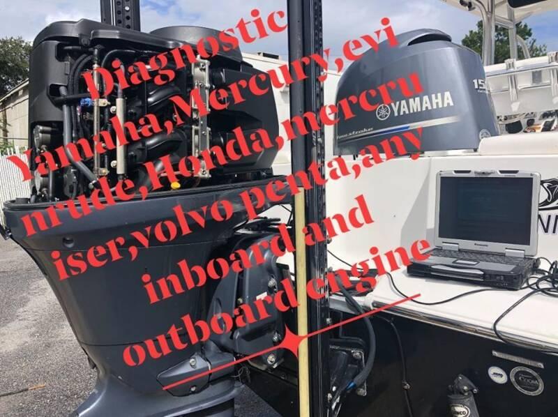 Boat Repair for sale at RAYS AUTOMOTIVE SALES & REPAIR INC in Longwood FL