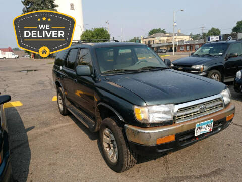 1996 Toyota 4Runner for sale at Tower Motors in Brainerd MN