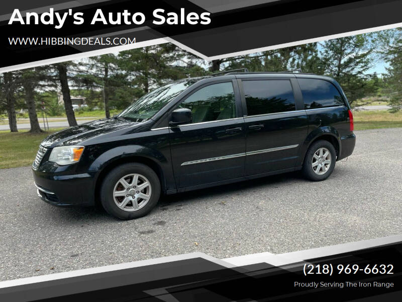 2011 Chrysler Town and Country for sale at Andy's Auto Sales in Hibbing MN